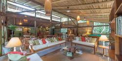 Anavilhanas Lodge- Área Interna-