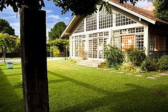 Pousada Casa Rosa Canela - Área Externa
