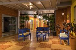 Voa Hotel Paraíso das Águas - Saguão