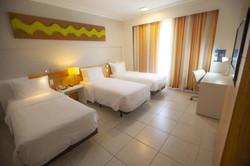 Dell Mar Hotel- Apto Quadruplo