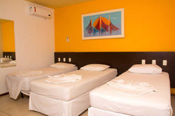 Saint Patrick Praia Hotel - Apto Triplo.