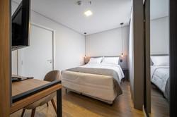 Hotel Laghetto Viverone Estação - Apto Duplo Casal