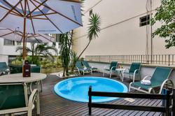 Copacabana Suites by Atlantica - Área de lazer - Piscina
