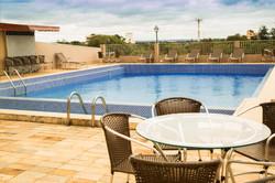 Mirante Hotel - Área Externa - Piscina