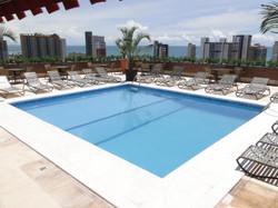 Hotel Praia Centro - Área externa