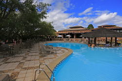 Hotel Portal Lençóis - Bar da Piscina