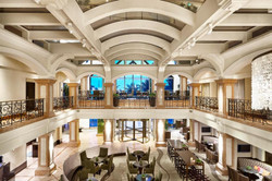 JW Marriott Hotel Rio- Área Interna