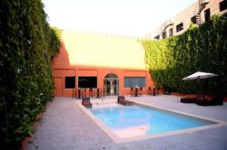 Mauad Hotel Boutique- Área Externa - Pis