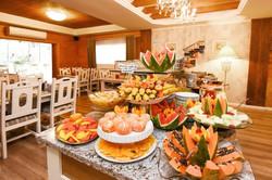 Hotel Cabanas Tio Muller - Buffet- Resta