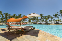 Transamerica Resort Comandatuba - Área da Piscina