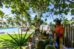 Pousada Praia das Ondas - Bar do hotel