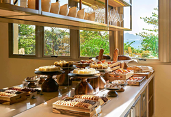 Fairmont Rio de Janeiro -Café da Manhã