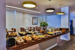 Copacabana Suites by Atlantica - Buffet - Restaurante