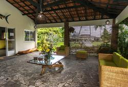 Village Paraíso Tropical - Saguão
