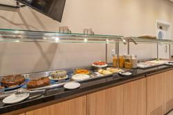 Hotel Laghetto Viverone Estação - Buffet - Café da manhã
