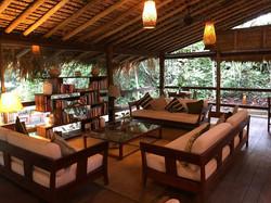 Anavilhanas Lodge- Área Interna