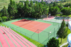 Vilage Inn All Inclusive Poços de Caldas- Instalações Esportivas