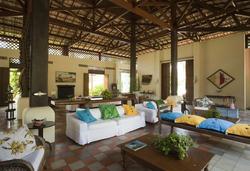 Txai Resort Itacaré- Lounge do Saguão