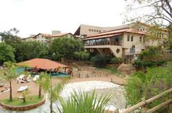 Rio Quente Hotel Luupi - Área Externa -
