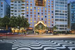 JW Marriott Hotel Rio.