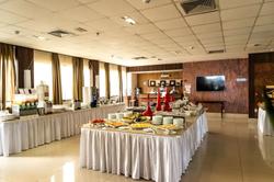 Hotel Praia Centro - Café da manhã- Buffet