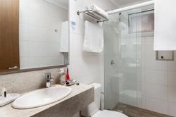 Hotel Fioreze Centro - Apto - banheiro