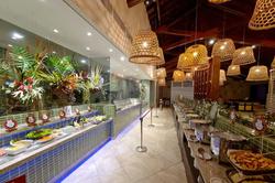 Porto de Galinhas Resort & Spa- Restaurante - Buffet
