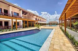Tabaobi Smart Hotel - Área externa