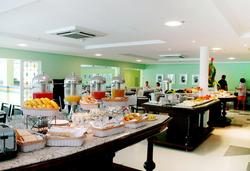 Bahia Plaza Hotel - Buffet Café da Manhã