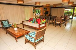 Hotel Via dos Corais - recepção