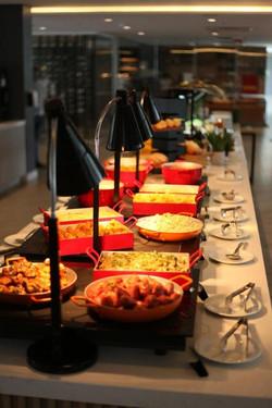 Esuítes Itá Resort & Eventos by Atlantica- Buffet - Café da manhã.