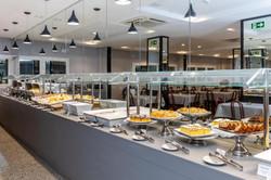 Luz Hotel - Buffet- café da manhã