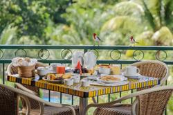 Hotel Canto das Águas - Café da manhã