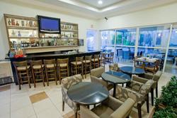 Interclass Florianópolis  - Bar do hotel