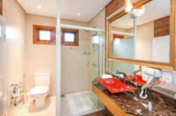 Hotel Cabanas Tio Muller - apto -banheir