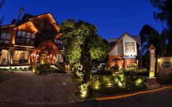 Hotel Cabanas Tio Muller - Área Externa.