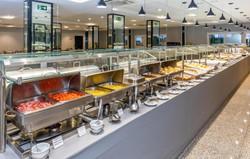 Luz Hotel - Café da manhã- Buffet