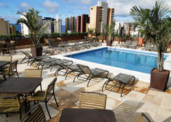 Hotel Praia Centro - Área externa (1)