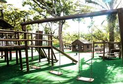 Bahia Plaza Hotel - Espaço Kids - Externo