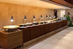 Jatiúca Hotel & Resort- Buffet - restaurante.