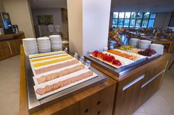 Dell Mar Hotel - Café da manhã - Buffet (1)