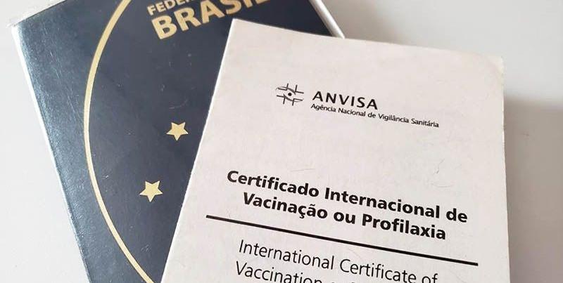 Certificado de vacinação brasileiro é aprovado pelo Senado