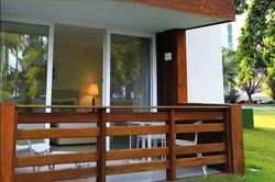 Jatiúca Hotel & Resort- Apto Duplo - Varanda