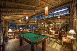 Anavilhanas Lodge- Área Interna- Lounge.