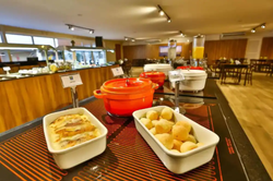 Arcus Hotel Aracajú - Buffet - Restauran