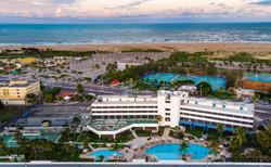 Dell Mar Hotel - Vista Aérea