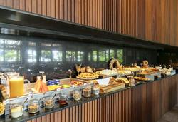 Kuara Hotel - Café da manhã buffet