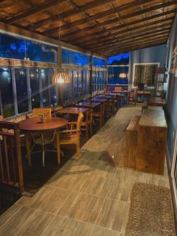 Pousada Alto da Floresta Noronha - Restaurante
