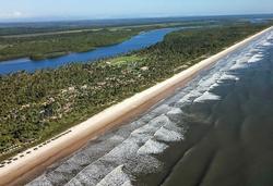 Transamerica Resort Comandatuba - Vista Aérea da Paia