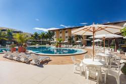 Aldeia da Praia Hotel - Área Externa